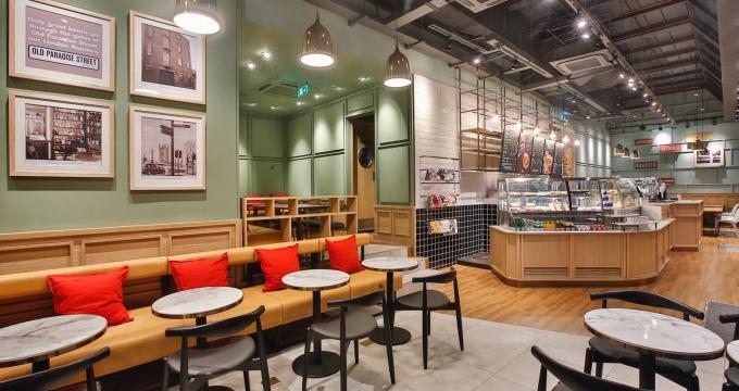 COSTA COFFEE – RAMADA CONCEPT STORE I